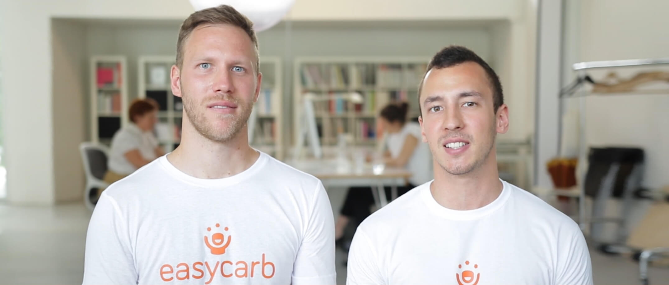 Klemen Zupancic and Luka Zupancic Easycarb